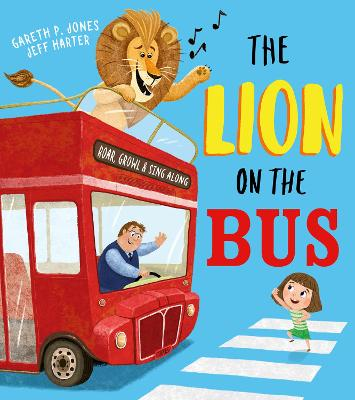 The Lion on the Bus book