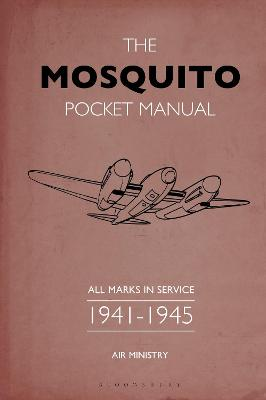 Mosquito Pocket Manual by Martin Robson