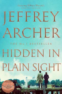 Hidden in Plain Sight book