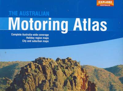 The Australian Motoring Atlas by Explore Australia