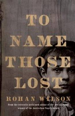 To Name Those Lost book