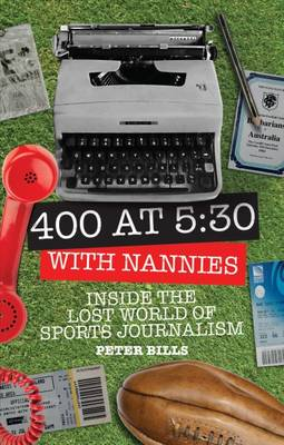 Four Hundred Words at Five-Thirty with 'Nannies' book