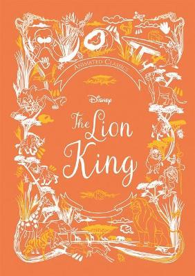 LION KING ANIMATED CLASSICS (DISNEY) book