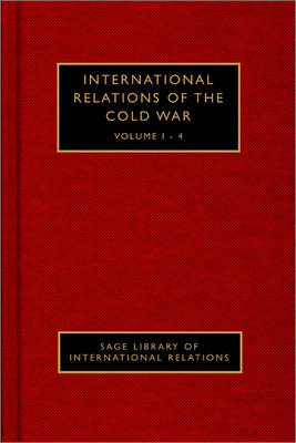 International Relations of the Cold War book