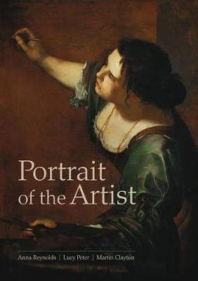 Portrait of the Artist by Anna Reynolds