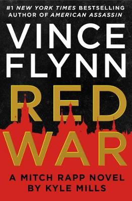 Red War by Vince Flynn