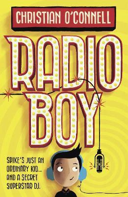 Radio Boy book