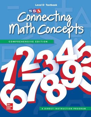 Connecting Math Concepts Level D, Textbook book