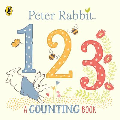 Peter Rabbit 123: A Counting Book by Beatrix Potter