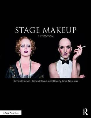 Stage Makeup by Richard Corson