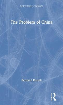The Problem of China book