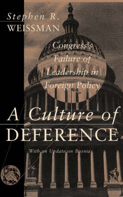 Culture Of Deference book