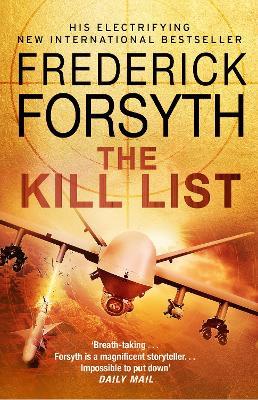 Kill List book