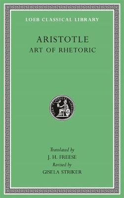 The Art of Rhetoric by Aristotle