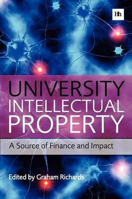 University Intellectual Property by Professor Graham Richards