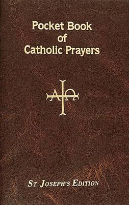 Pocket Book of Catholic Prayers by Reverend Lawrence G Lovasik