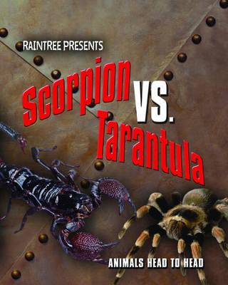 Scorpion Versus Tarantula by Isabel Thomas