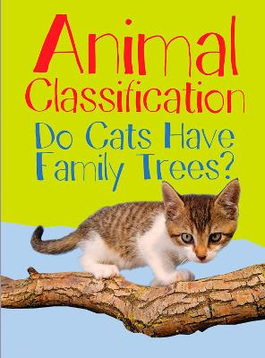 Animal Classification by Eve Hartman