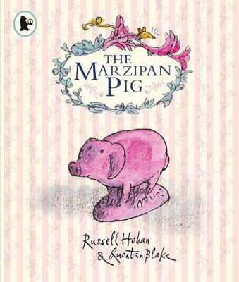 The Marzipan Pig book