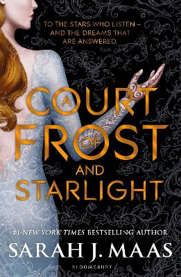 Court of Frost and Starlight book