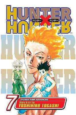 Hunter x Hunter, Vol. 7 by Yoshihiro Togashi