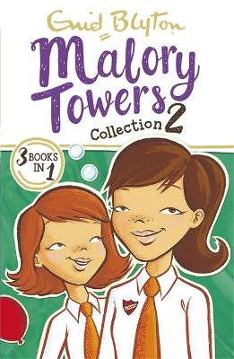 Malory Towers Collection 2 book