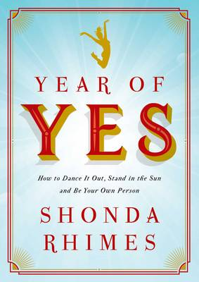 Year of Yes book