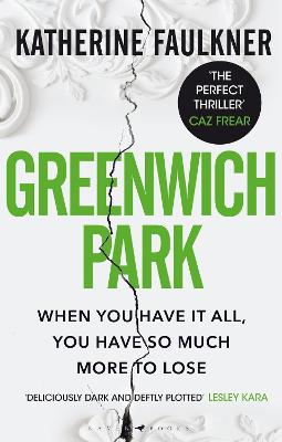 Greenwich Park: 'A twisty, fast-paced read' Sunday Times book
