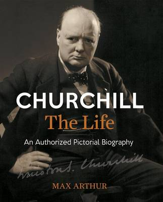 Churchill the Life book