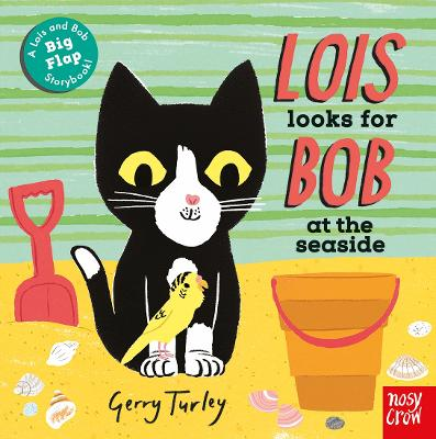 Lois Looks for Bob at the Seaside book
