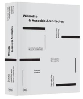 Wilmotte & Associates Architects book