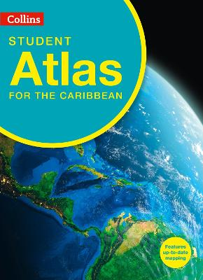 Collins Student Atlas for the Caribbean by Collins Kids