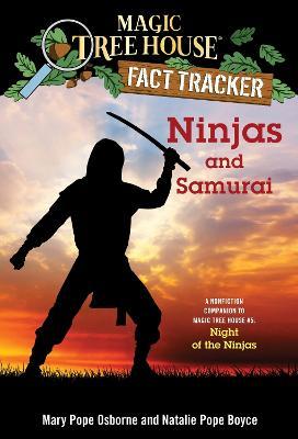 Magic Tree House Fact Tracker #30 Ninjas And Samurai book