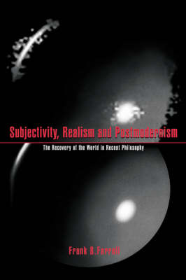 Subjectivity, Realism, and Postmodernism book