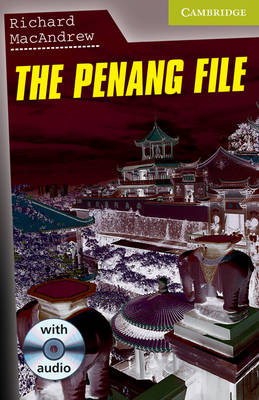 The Penang File Starter/Beginner Book with Audio CD Pack by Richard MacAndrew