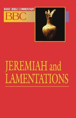 Jeremiah and Lamentations book