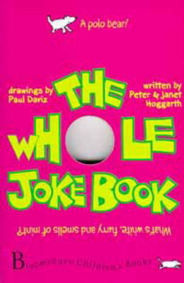 The Whole Joke Book by Janet Hoggarth