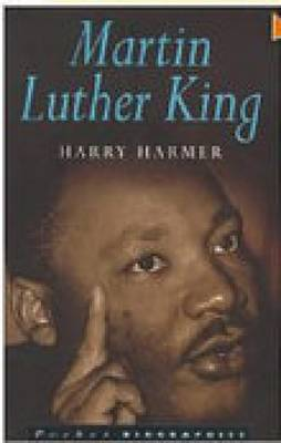 Martin Luther King by Harry Harmer