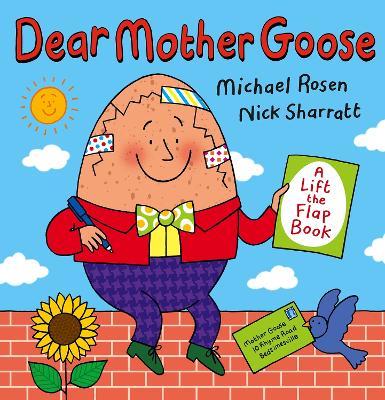 Dear Mother Goose book