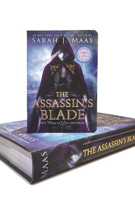 The Assassin's Blade (Miniature Character Collection) book