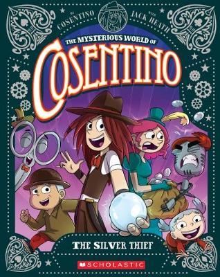 Silver Thief #4 by Cosentino