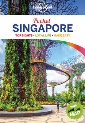 Lonely Planet Pocket Singapore book