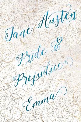 Jane Austen Deluxe Edition (Pride & Prejudice; Emma) by Jane Austen