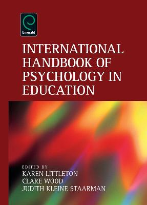 International Handbook of Psychology in Education by Karen Littleton