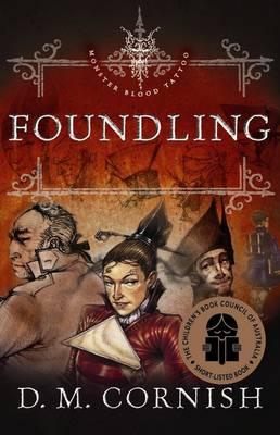 Monster Blood Tattoo: #1 Foundling book