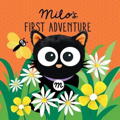 Milo's First Adventure Puppet Book by Sarah Harman