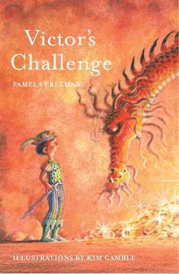 Victor's Challenge book