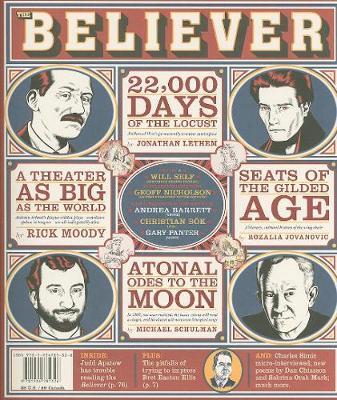 Believer, Issue 63 by Heidi Julavits