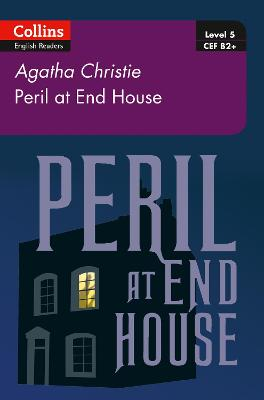 Peril at House End book