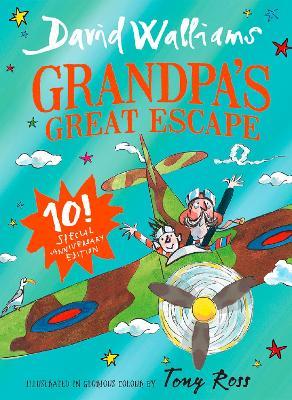 Grandpa's Great Escape book